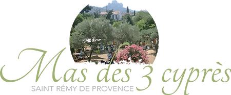 Mas des 3 cyprès - Chambres d'hôtes à Saint Rémy de Provence
