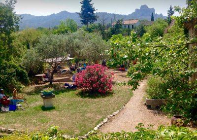 Chambres d'hôtes et studio à Saint Rémy de Provence