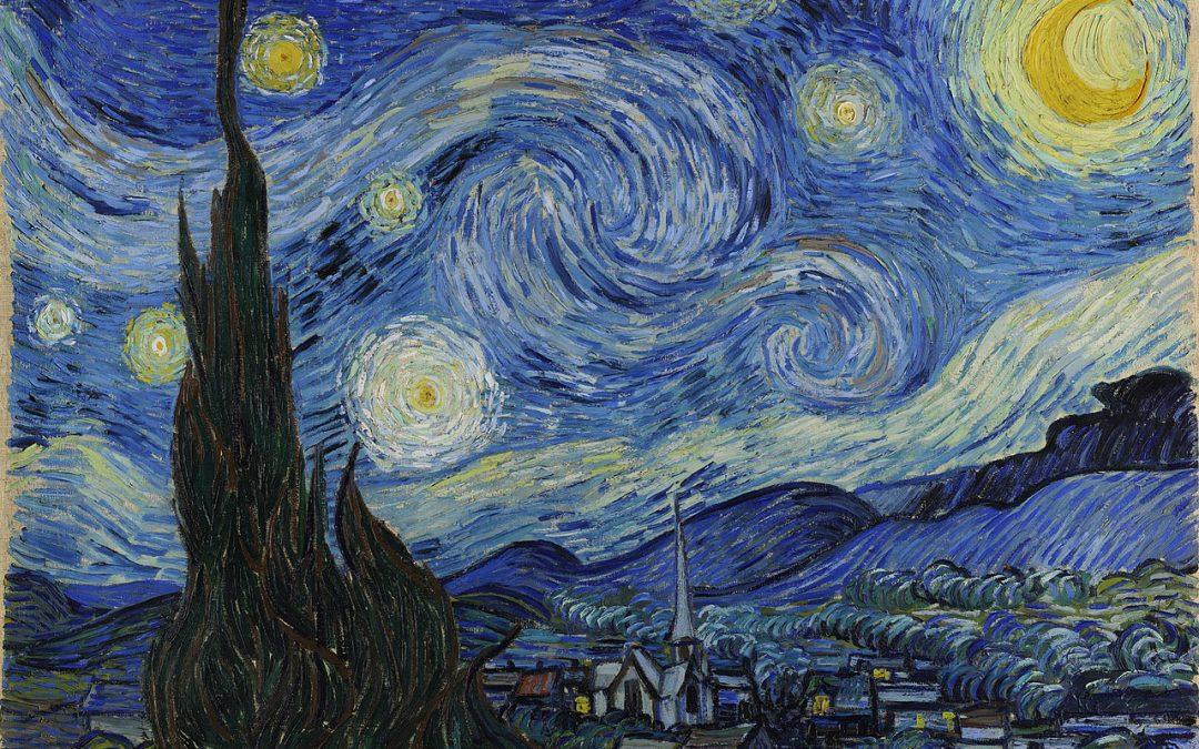 Vincent van Gogh [Public domain] https://commons.wikimedia.org/wiki/File:Van_Gogh_-_Starry_Night_-_Google_Art_Project.jpg